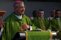 Visita dell'Arcivescovo di Taranto