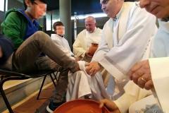 Giovedì santo 2017 . Messa in Coena Domini