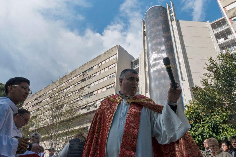 Processione delle Palme 2019 - Foto Feroce