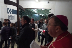 Via Crucis al Serpentone 3 lotto