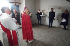 via Crucis al 6° lotto 17/3/17