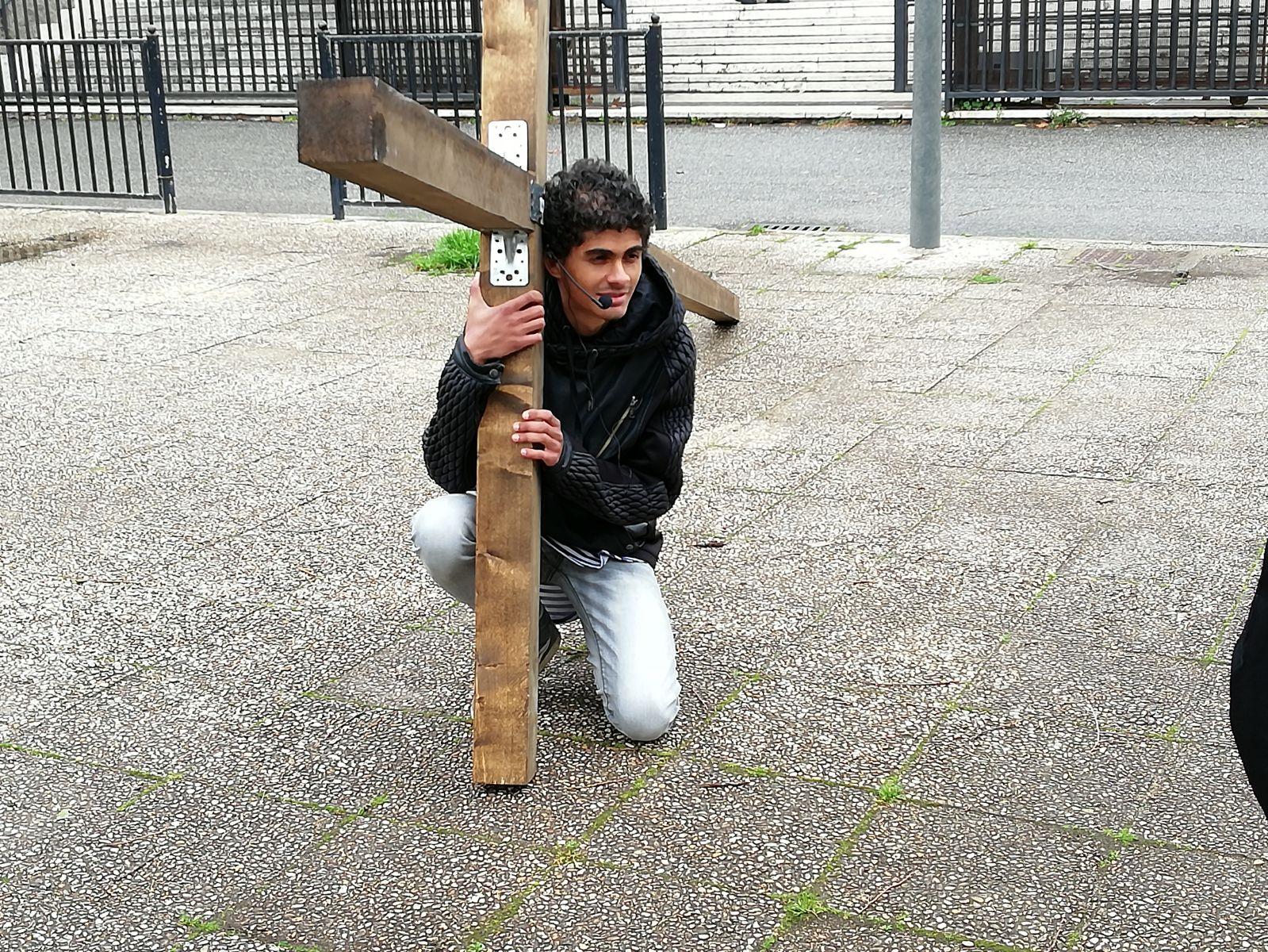 Prove I Via Crucis Vivente