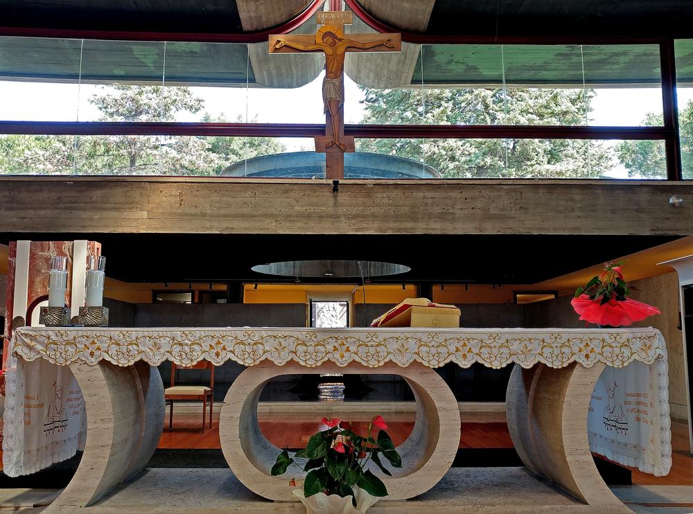 Altare San Paolo della Croce
